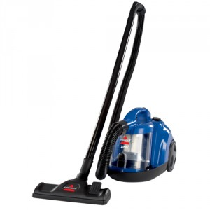 Canister Vacuums Collide: Bissell Zing 6489 vs. Kenmore Progressive 21514
