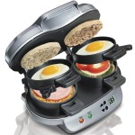 Breakfast Sandwich Maker - Cool Kitchen Tools