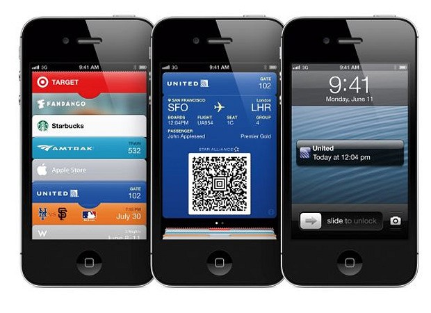 iPhone 5, Passbook, iPhone, Travel Tech
