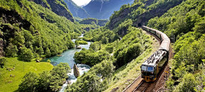 Train Trips, Scenic Train Trips, Trains