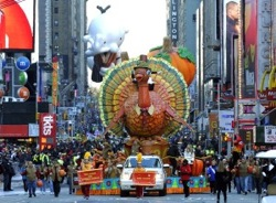 Thanksgiving Parade, Holiday Parade