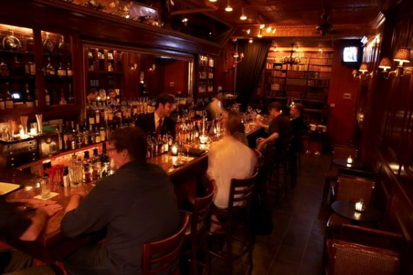 Hudson Books and Bar