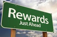 rewards-road-sign