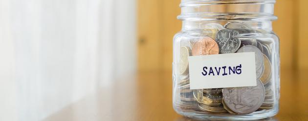 trick yourself into saving