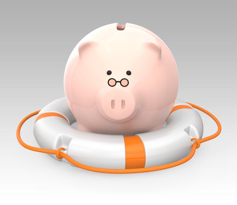 credit card piggybank_163006850