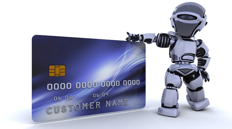 Futuristic card