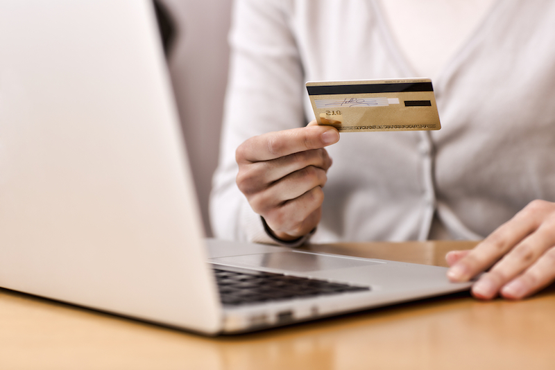 automate credit card payment