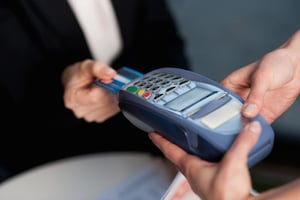 What should you do if your credit card is declined?