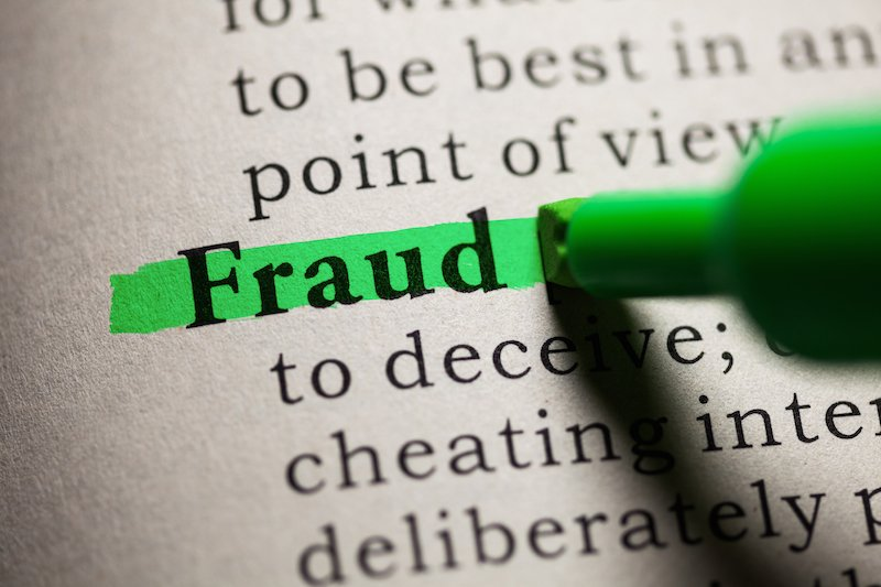 Fraud glossary