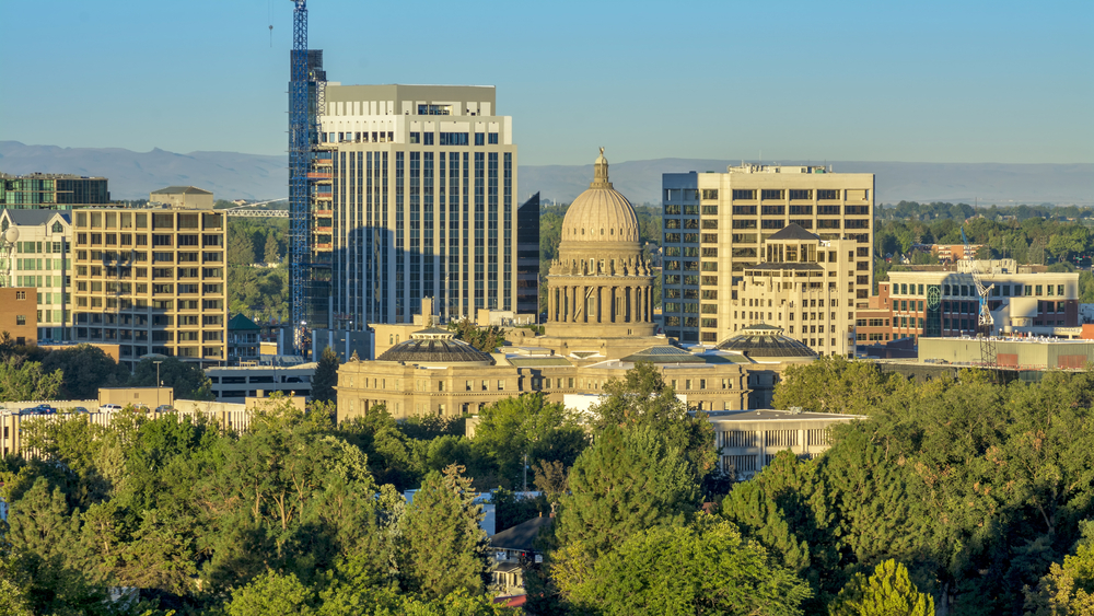 Cities on the Rise in Idaho