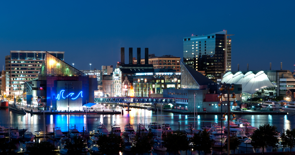 Cities on the Rise in Maryland