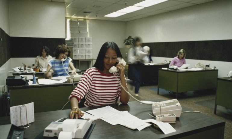 Women and Credit Through the Decades: The '80s