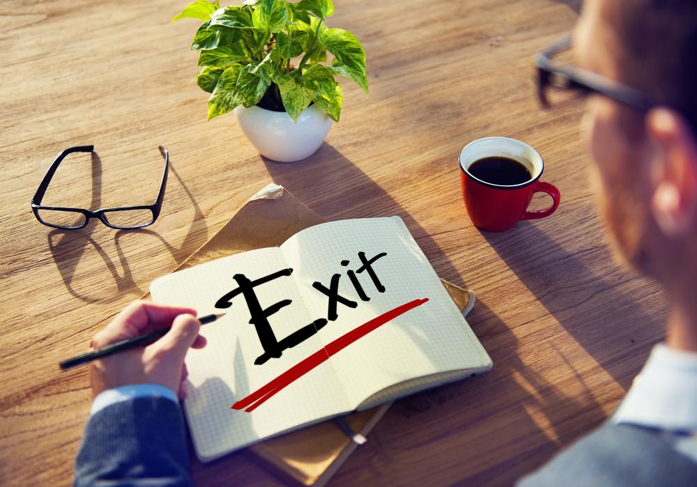 exit strategies entrepreneurs
