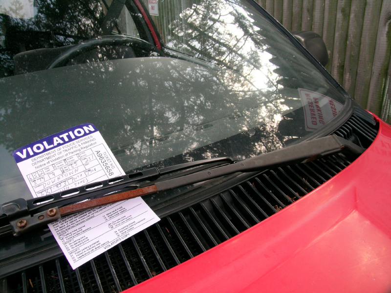 How Parking Tickets Can Hurt Your Good Credit