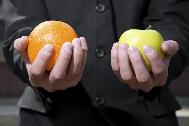 Compare credit cards: Chase Slate vs. Chase Sapphire Preferred