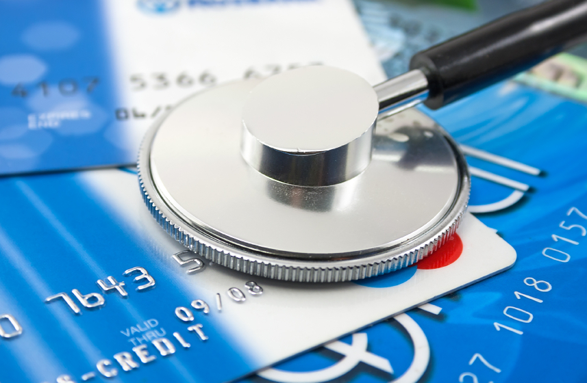 how to use medical card