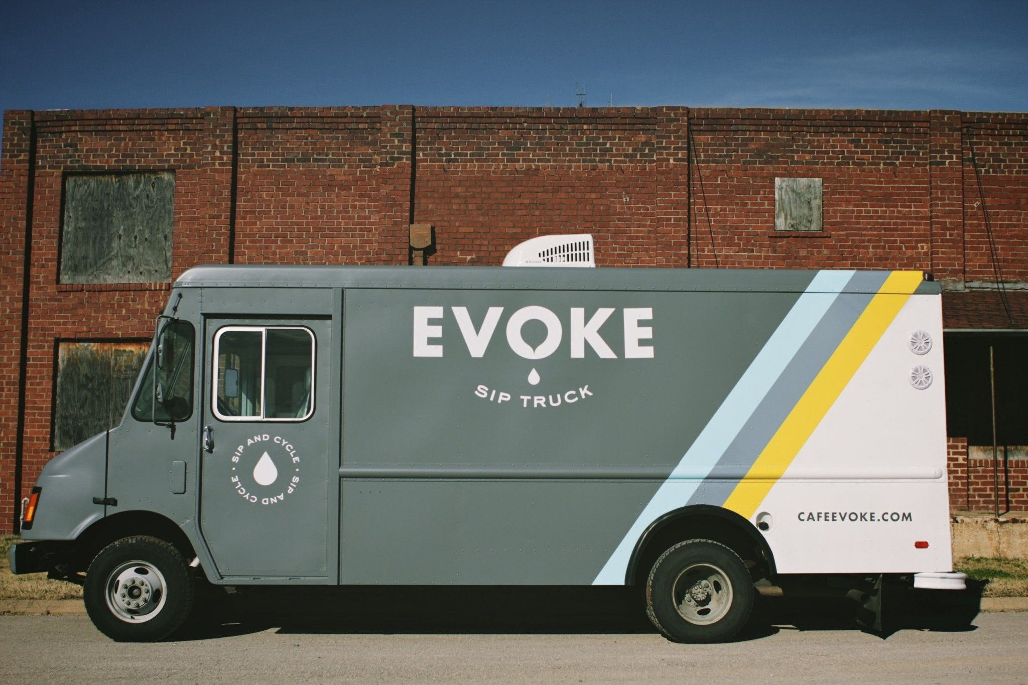 small business success story café evoke and citizens bank of