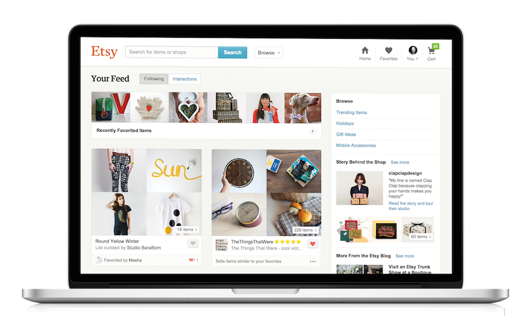 Shop Owners Wonder What Etsys IPO Will Mean For Business NerdWallet - How to create a commercial invoice online bead stores