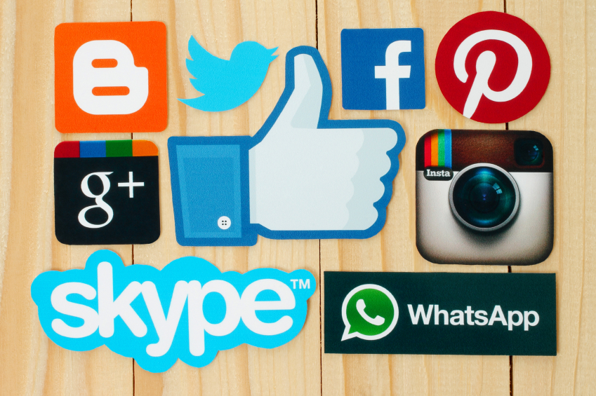 social media and business funding