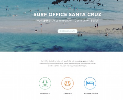 Santa Cruz Surf Office