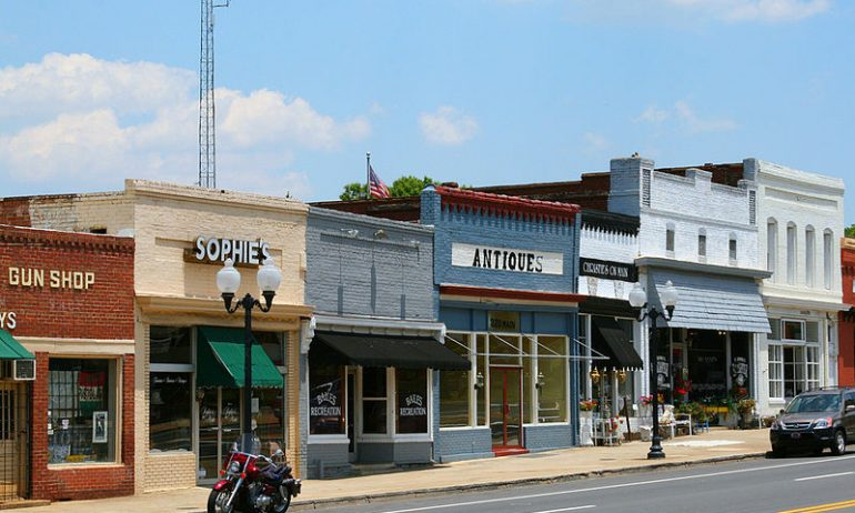 Pineville, North Carolina, tops NerdWallet list of best places to start a business.
