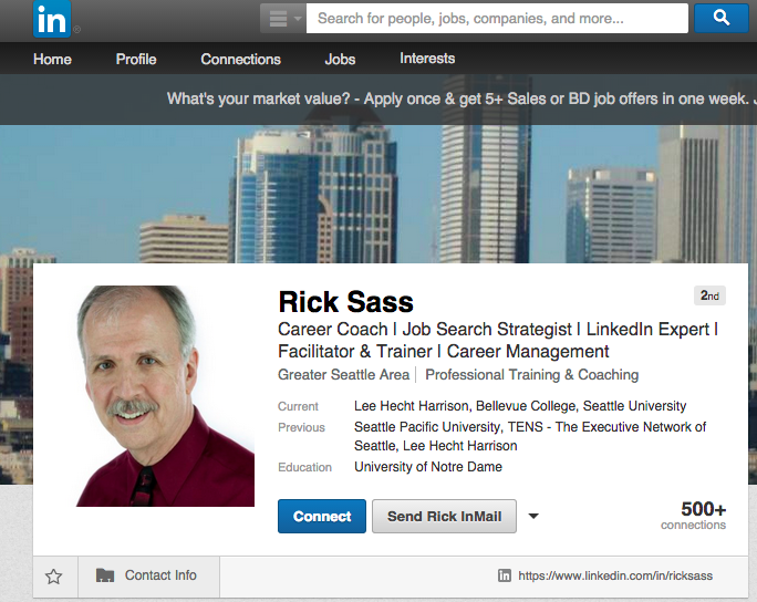 Create a Powerful LinkedIn Profile in 5 Steps