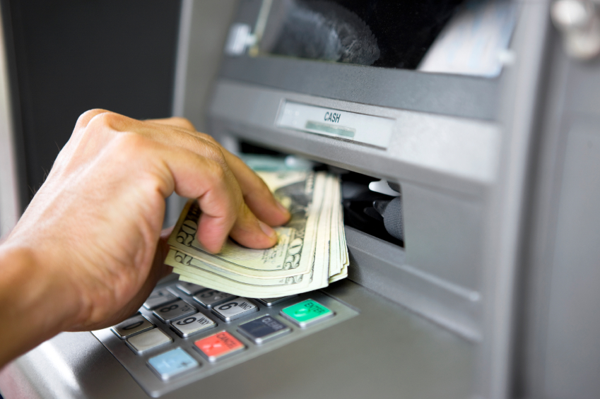 how to deposit money to bank of america atm