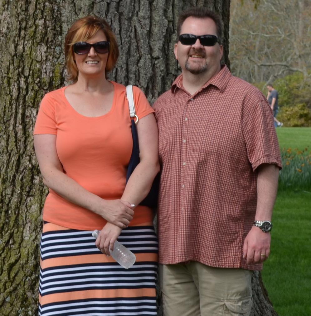 Lynn and Brian Brandow