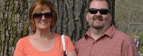 Brian and Lynn Brandow