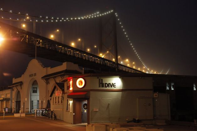 Hidive Bar in San Francisco