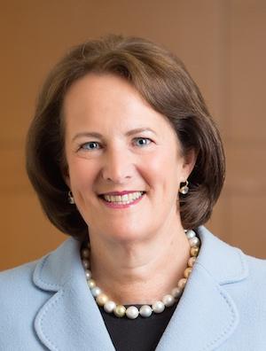 Former SBA administrator Karen Gordon Mills