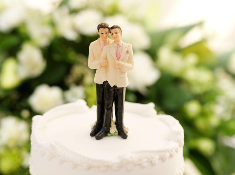 from Braydon gay wedding industry