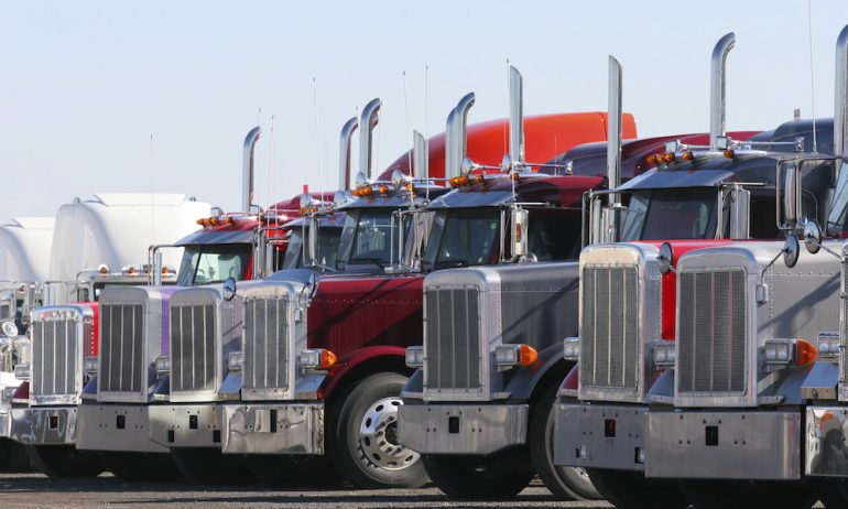 Trucking Speeds Ahead as Fastest-Growing Small Business