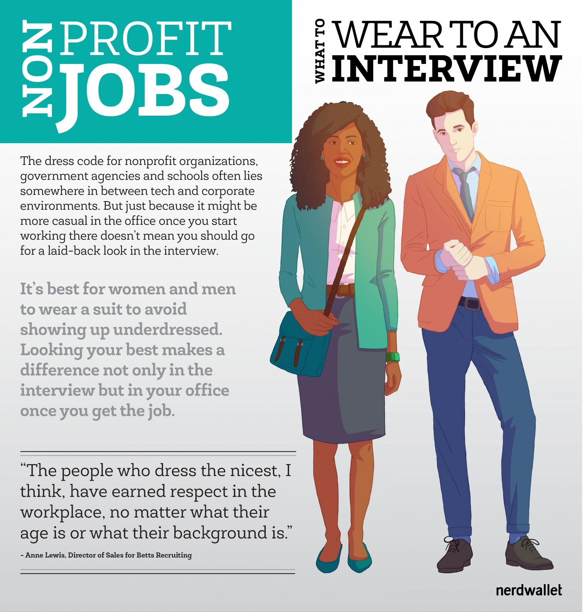 358c9b1b610 What to Wear to a Nonprofit Job Interview - NerdWallet