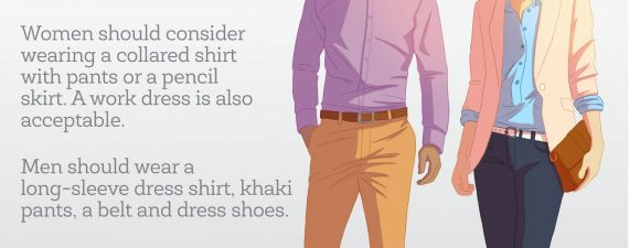 What to Wear to a Startup or Tech Job Interview