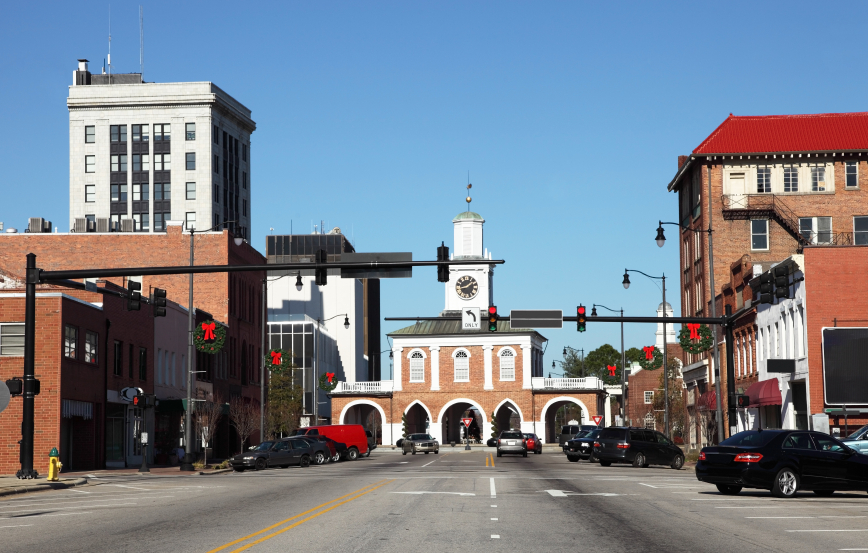 Top Places for First-time Homebuyers in North Carolina