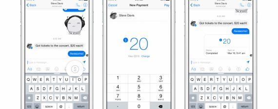 Facebook Messenger To Allow Money Exchanges