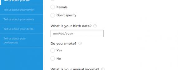 Life-insurance-screenshot