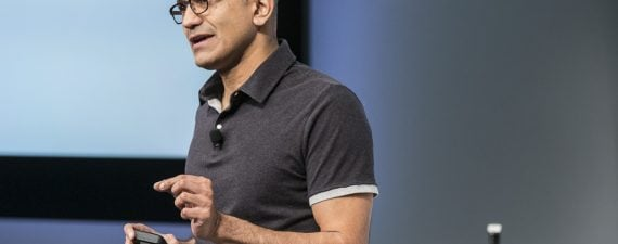 Microsoft CEO's Misstep: Women Should Trust 'Karma' for Pay Equity?