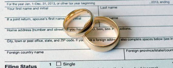 The Marriage Penalty: What it is and how to prepare