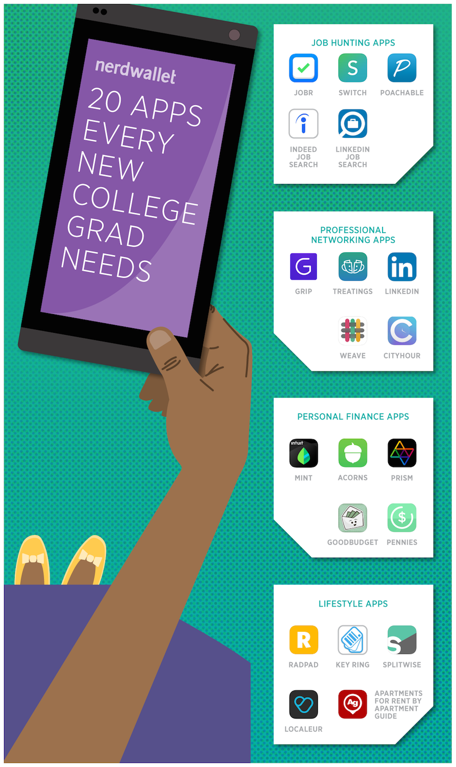 apps for grads