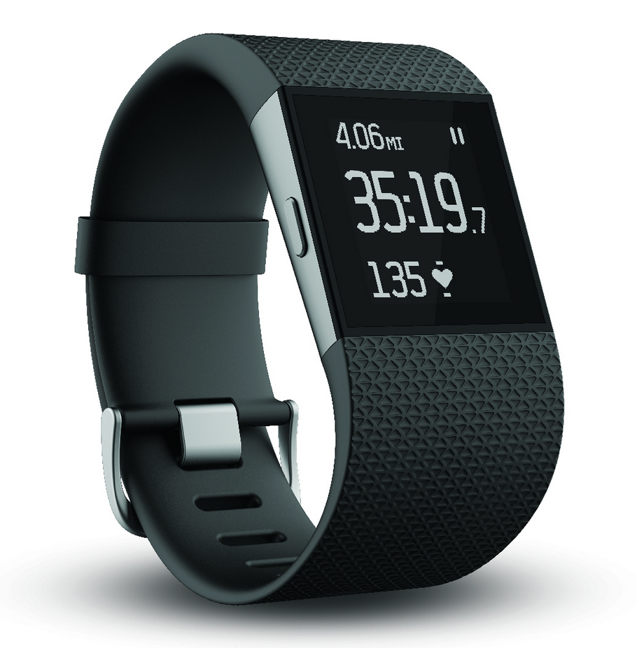 Fitness Smartwatch Standoff: Fitbit Surge vs. Apple Watch Sport