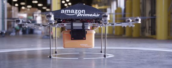 Amazon Approved to Test Drone Deliveries