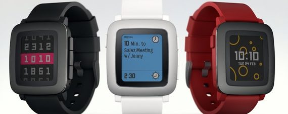 Pebble smartwatch Kickstarter