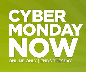 Cyber Monday at Sears