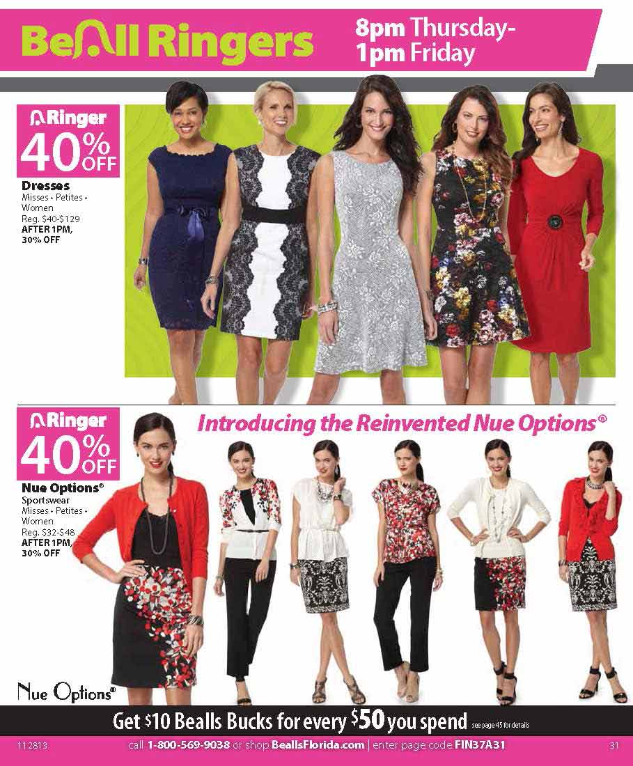 Bealls Florida Black Friday 2015: Bealls Florida Black Friday 2013 Ad