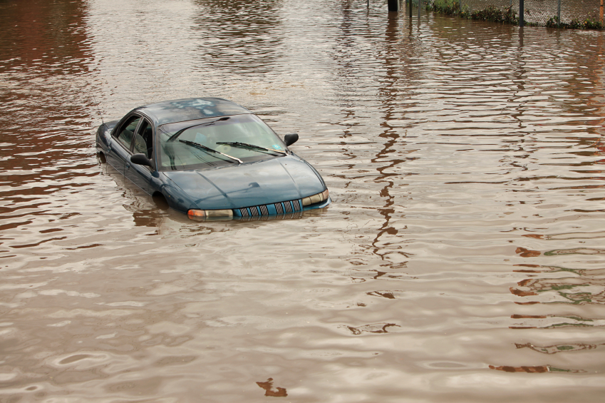 Car Insurance Carriers Could Face Thousands of Claims After Flooding