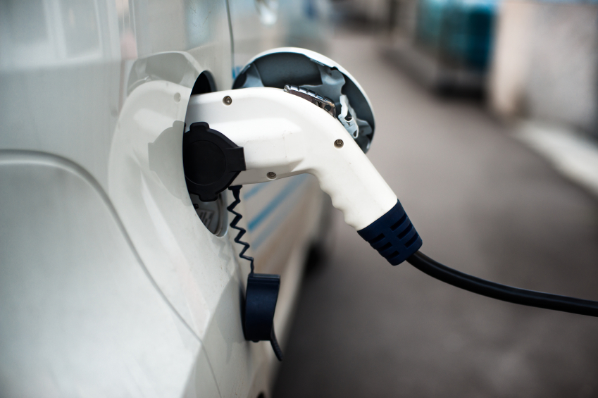Electric Car Charging The Basics