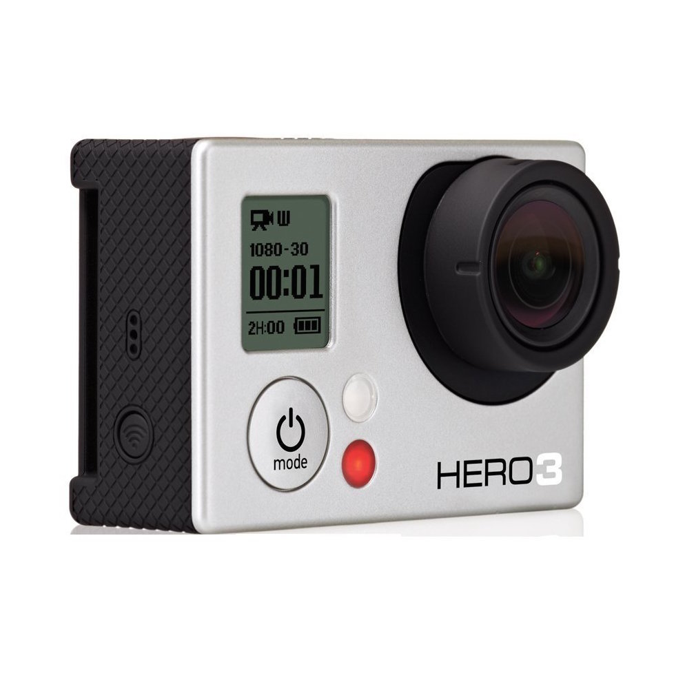 Gopro Hero Vs Hero3 White Focus On The Features Nerdwallet Hd Action Camera