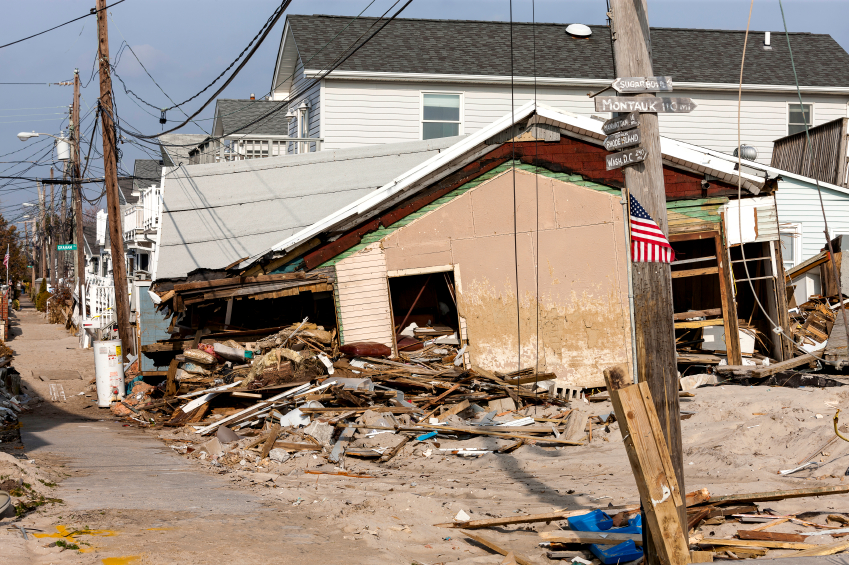 Insurance Industry, Homeowners Coming to Grips With Climate Change